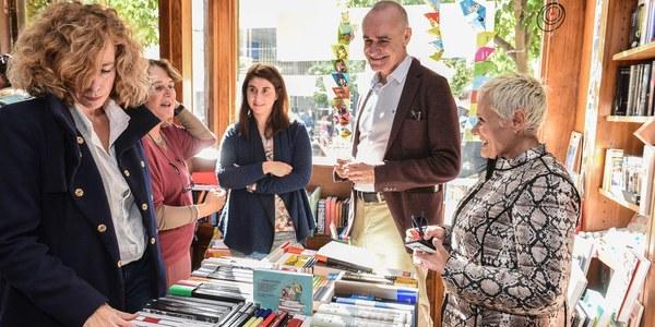 El Ayuntamiento celebra el Día de las Librerías con actividades en doce librerías sevillanas