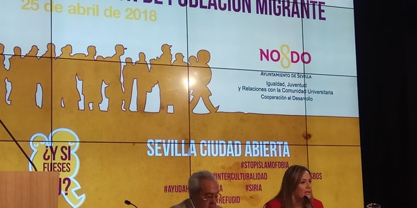 El Ayuntamiento celebra las I Jornadas Municipales sobre la Integración de la Población Migrante poniendo el foco en las mujeres