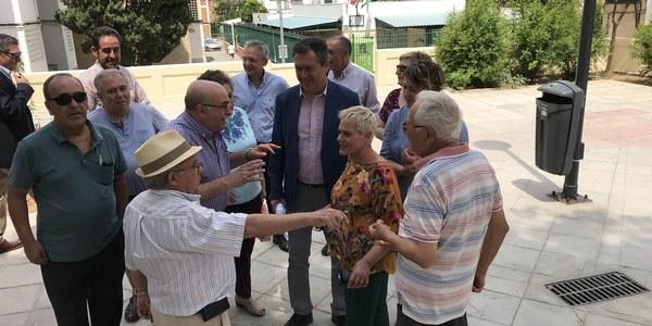 El Ayuntamiento concluye la reurbanización del Barrio A del Polígono San Pablo tras una inversión de casi un millón de euros