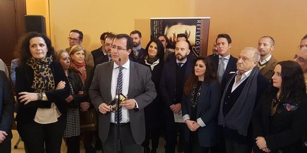 El Ayuntamiento de Sevilla acoge desde hoy y hasta el 26 de enero la exposición colectiva 'Reflejos de Murillo'