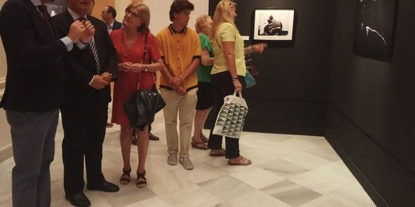 El Ayuntamiento de Sevilla acoge la muestra fotográfica 'Flamenco contemporáneo', de José Toranzo