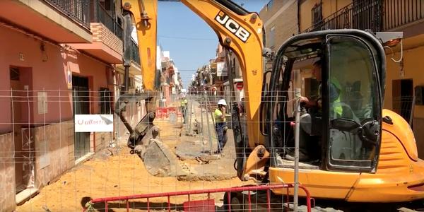 El Ayuntamiento de Sevilla destina más de 5 millones de euros para la renovación de vías en Palmete