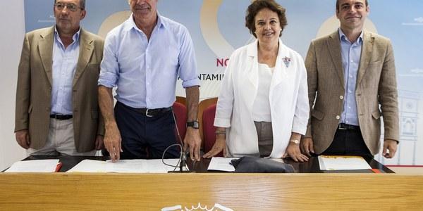 (31/07/2017) El Ayuntamiento de Sevilla elaborará un plan para mejorar la accesibilidad universal en toda la ciudad y otro de protección del paisaje urbano