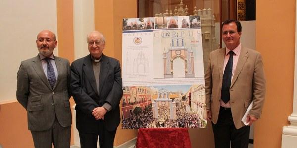El Ayuntamiento dedica las portadas del Corpus Christi de 2018 a la Parroquia de Nuestra Señora de los Dolores del Cerro del Águila con motivo de su 75 aniversario