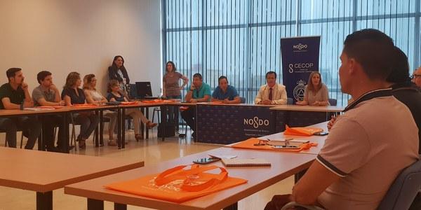 El Ayuntamiento desarrolla un nuevo ciclo formativo en relación con la prevención y detección de casos de violencia de género con profesionales del sector del taxi