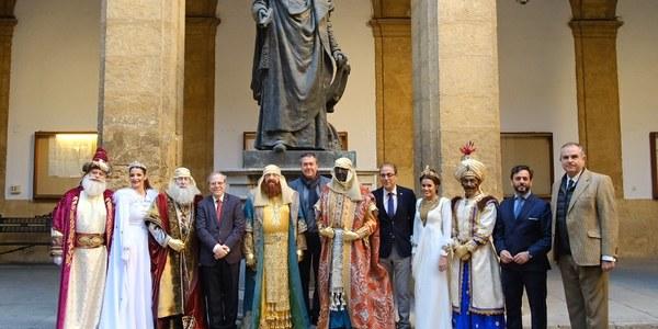 El Ayuntamiento destaca el buen funcionamiento del dispositivo de la Cabalgata de Reyes Magos de Sevilla y la coordinación entre los distintos servicios municipales  y el Ateneo de Sevilla