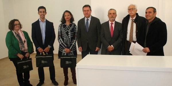 El Ayuntamiento entrega otros tres locales del plan de empleo a emprendedores y entidades en Bermejales, Sevilla Este y Casco Antiguo