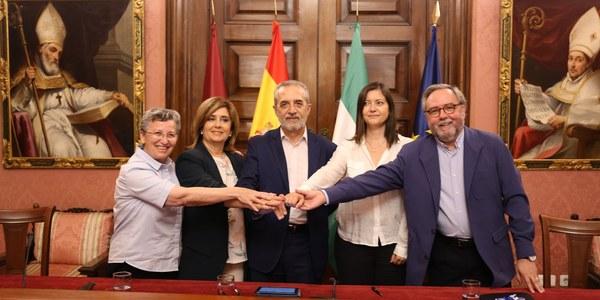 El Ayuntamiento financia con 865.000 euros programas de cuatro entidades sin ánimo de lucro para reforzar la atención  a las personas sin hogar