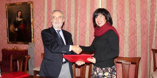 El Ayuntamiento firma una nueva edición del programa de empleo Vives Emplea a través del convenio con Acción contra el hambre