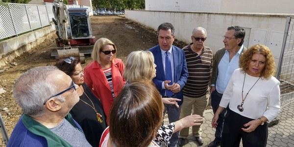 El Ayuntamiento ha puesto en marcha ya casi 170 proyectos propuestos por entidades en los distritos a través de procesos de participación