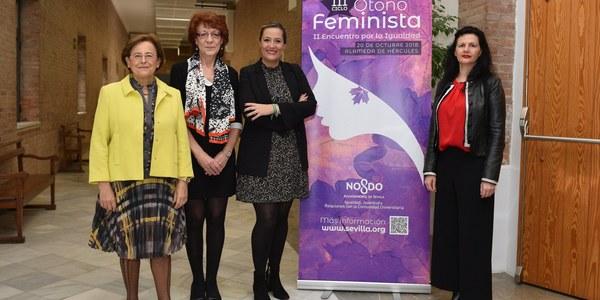 El Ayuntamiento homenajea a mujeres intelectuales y artistas de la Generación del 14 y el 27 con una jornada dentro del III Ciclo Otoño Feminista