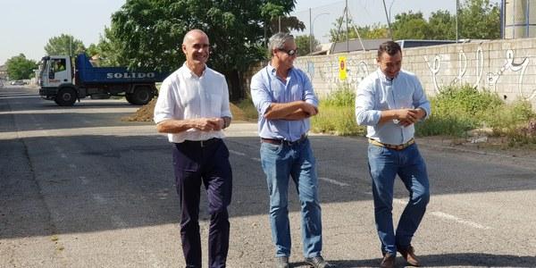 El Ayuntamiento impulsa doce proyectos de inversión en los barrios por un importe de 1,4 millones de euros