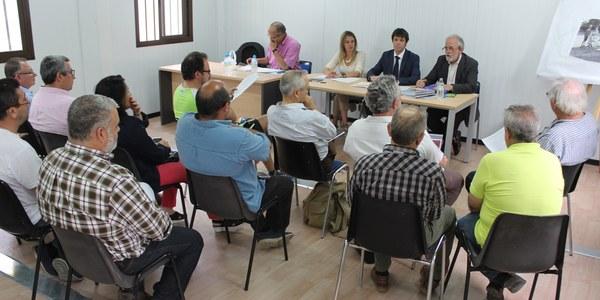 El Ayuntamiento inicia la elaboración de un Plan Director para el Parque Amate con la participación de entidades y colectivos y con el objetivo de acometer más mejoras