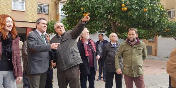 El Ayuntamiento inicia la fase de información a entidades, asociaciones de vecinos y comunidades de propietarios para la tramitación de la recepción de barriadas