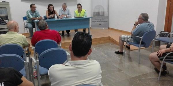 El Ayuntamiento inicia la última  fase de las obras del colector de  la segunda Ronda en el Distrito Macarena con una inversión  cercana a los 3 millones de euros