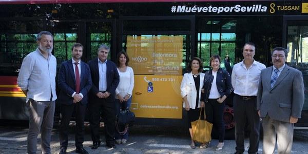 El Ayuntamiento lanza una campaña para difundir la labor de la oficina de la Defensora de la Ciudadanía