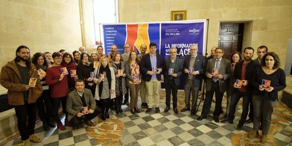 El Ayuntamiento lanza una campaña que incide en la información para evitar el contagio de enfermedades de transmisión sexual entre los jóvenes en el marco del desarrollo de la estrategia municipal por  una Sevilla Libre de VIH y Sida