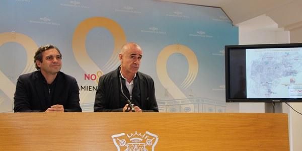 El Ayuntamiento licitará la redacción de 8 proyectos para la construcción de 628 VPO con una fase previa de concurso de ideas