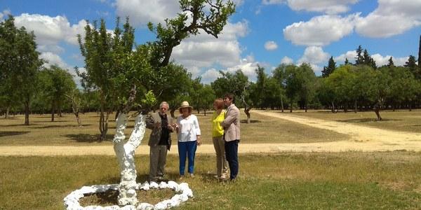 El Ayuntamiento organiza las primeras actividades familiares en el Parque Torreblanca tras su recuperación como gran espacio verde para el barrio y la ciudad