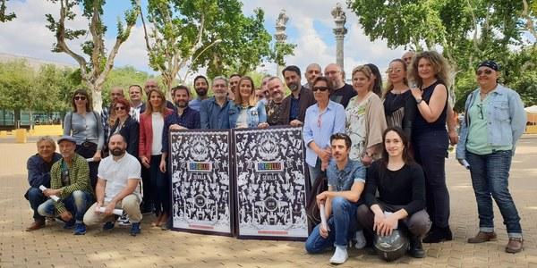El Ayuntamiento organiza por tercer año consecutivo el Mes de la Diversidad Sexual con dos exposiciones para celebrar el 40 aniversario de la primera manifestación por la Libertad Sexual en Andalucía y con la Alameda como epicentro de los conciertos para celebrar el Día del Orgullo LGTBI
