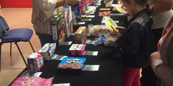 El Ayuntamiento organiza una jornada de concienciación en el 'Día Mundial de la Nutrición'