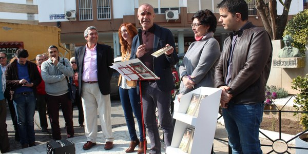 El Ayuntamiento participa en el homenaje literario a Gustavo Adolfo Bécquer organizado junto a la Venta de los Gatos con motivo del 182 aniversario de su nacimiento