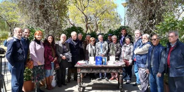 El Ayuntamiento participa en la distribución de de mil libros del Ateneo de Sevilla a entidades del Distrito Sur