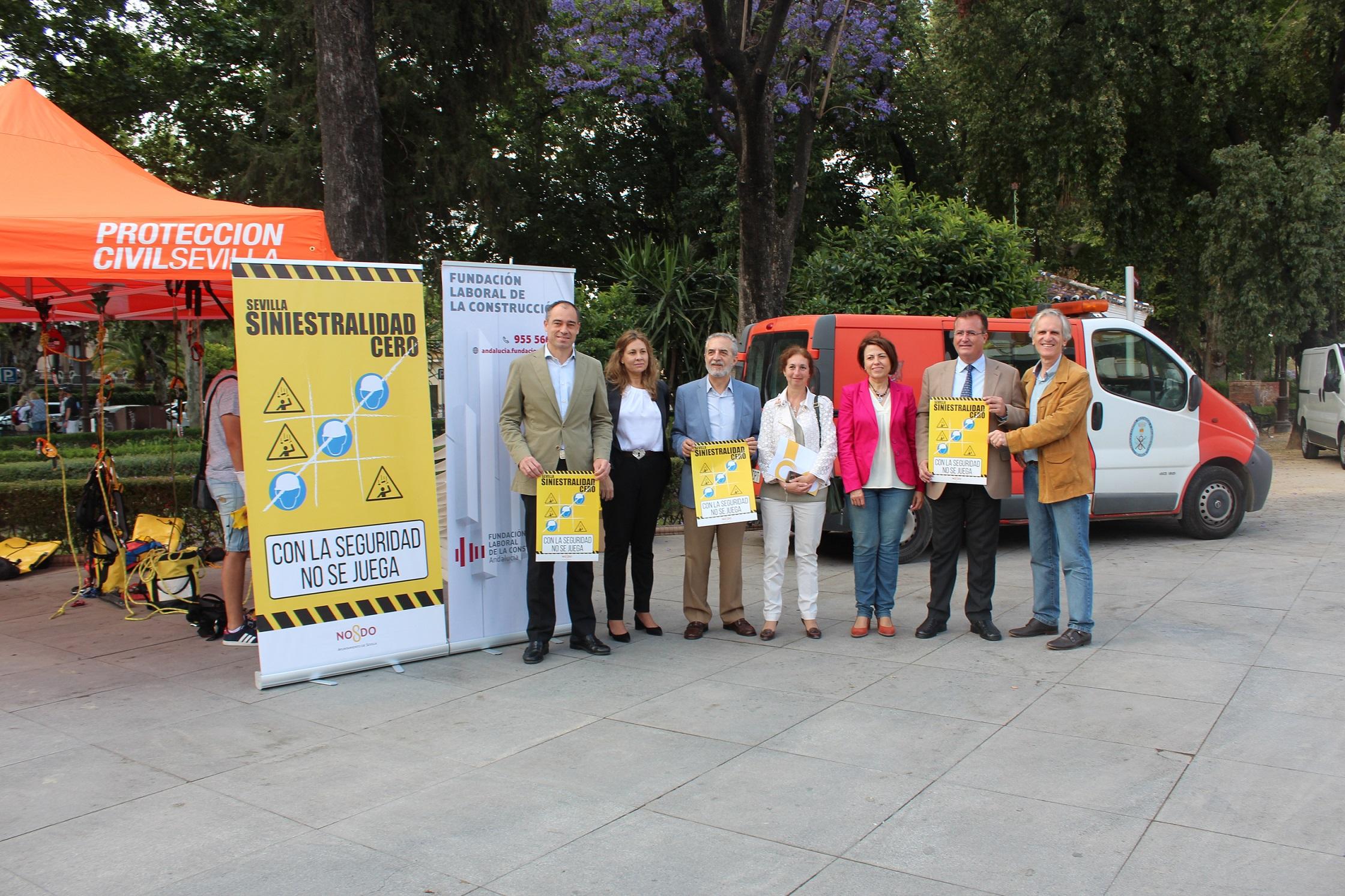 El Ayuntamiento pone en marcha la campaña \'Sevilla, siniestralidad ...