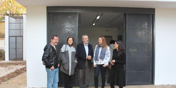 El Ayuntamiento pone en servicio a partir del día 4 de diciembre el centro de atención inmediata a personas sin hogar del Paseo Juan Carlos I y completa la red municipal de intervención social