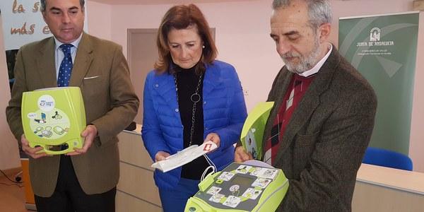 El Ayuntamiento presenta el dispositivo sanitario para la Semana Santa 2018 con especial atención a la actuación ante cardiopatías y muertes súbitas