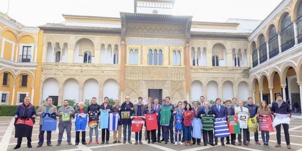 El Ayuntamiento presenta el Programa de Alta Competición del IMD del que se benefician hasta 35 equipos