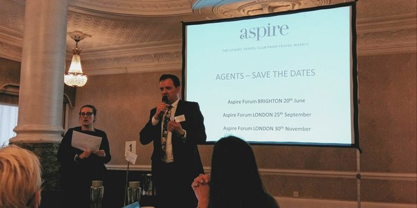 El Ayuntamiento promociona Sevilla como destino de lujo en dos citas profesionales celebradas en Londres y Brighton ante una red de 2.500 agentes de productos exclusivos