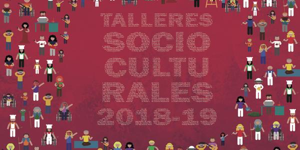 El Ayuntamiento publica los listados de admitidos para los talleres socioculturales de los distritos, que por vez primera se pueden consultar por en internet
