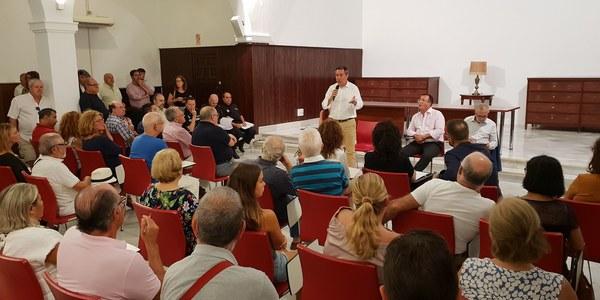 El Ayuntamiento reforzará con participación ciudadana y de entidades el dispositivo en torno al albergue y los distintos recursos sociales ubicados en el Distrito Macarena