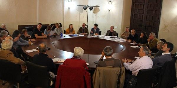El Ayuntamiento traslada a la Mesa del Árbol una propuesta que refuerza su participación