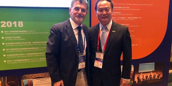 El Ayuntamiento ultima en Qingdao los preparativos para la cumbre Europea-China de Turismo que se celebrará en Sevilla en diciembre