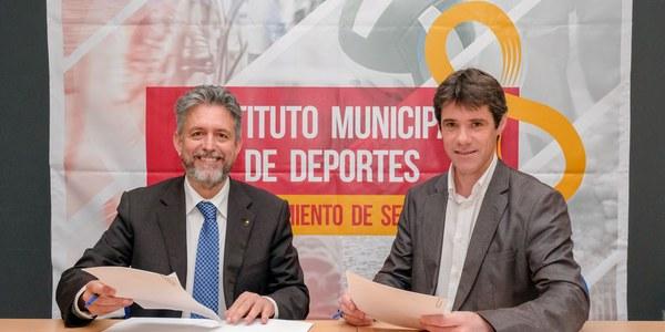 El Ayuntamiento y el Colegio de Fisioterapeutas de Andalucía impulsan la salud y la prevención de lesiones en el Circuito #Sevilla10