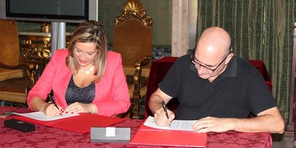 El Ayuntamiento y la Asociación Sevillana de ONG de Desarrollo firman un convenio para la realización del proyecto Sevilla Coopera de visibilización del trabajo de estas entidades