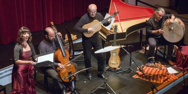El ciclo 'Bajo el signo de Murillo' comienza hoy con un concierto de Marizápalos en San Luis de los Franceses