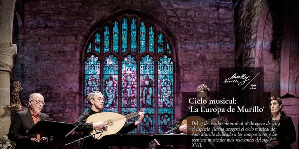 El ciclo 'La Europa de Murillo' recupera la innovación musical del XVII con las mejores ensembles nacionales e internacionales en el Espacio Turina