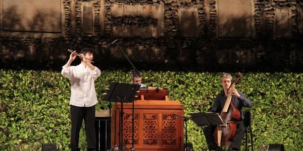 El ciclo 'Noches en los Jardines del Real Alcázar' cierra el mes de junio con una asistencia de 6.175 personas a sus espectáculos