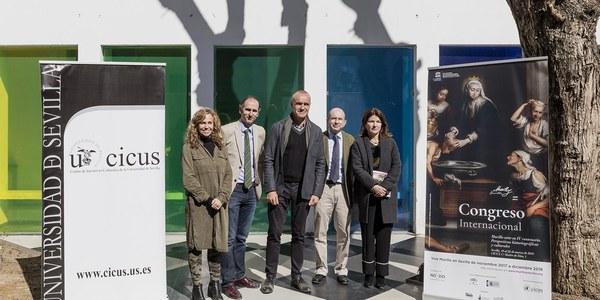 El CICUS acoge la presentación del Congreso Internacional de Año Murillo