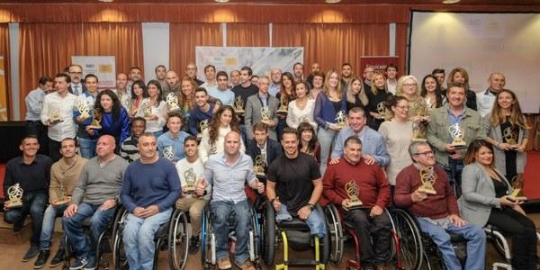 El Circuito #Sevilla10 cierra la temporada con la entrega de premios en la ceremonia de clausura