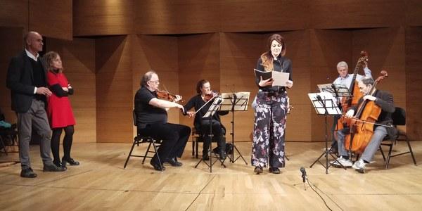 El Cuarteto Mosaiques y María Hinojosa inauguran hoy la 35ª edición del Festival de Música Antigua de Sevilla, FeMÀS, en el Espacio Turina