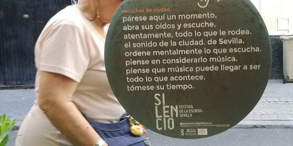 El Espacio Turina invita a hacer música con la ciudad en 'SILENCIO. Festival de la escucha'