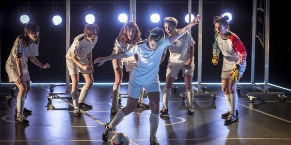 """El éxito """"Playoff"""" de La Joven Compañía inaugura el II ciclo """"Los Jóvenes y el Teatro #TEATReVES"""" del Teatro Alameda"""