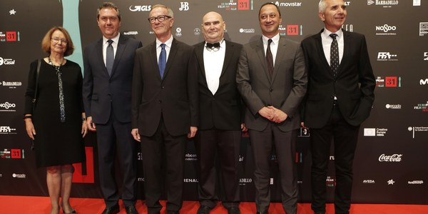 El gobierno califica de gran éxito cultural el mes dedicado a actividades de cine que se cerró ayer con la ceremonia de la entrega de los premios de la EFA celebrada por primera vez en Sevilla