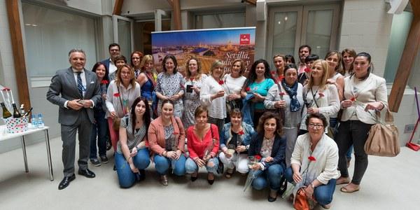 El grado de ocupación en los hoteles de la ciudad de Sevilla rozó el 85% en abril, el mejor dato de la historia para ese mes