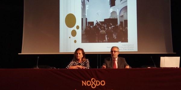 El Hogar Virgen de los Reyes acoge el Encuentro de Entidades y Personas Mayores de Sevilla para poner en valor el papel de este colectivo en el futuro de la ciudad