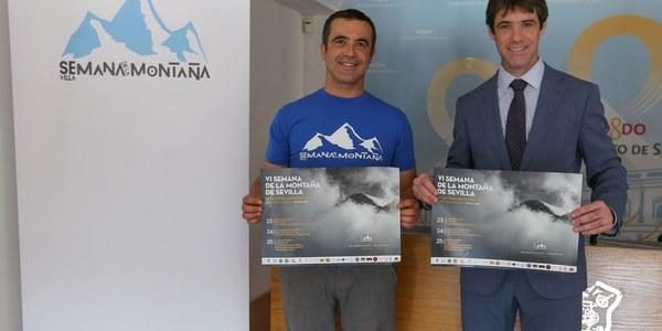 El Open de Escalada en Bloque abre este sábado la 6º Semana de la Montaña, que congrega en Sevilla aficionados y deportistas federados de todo el país